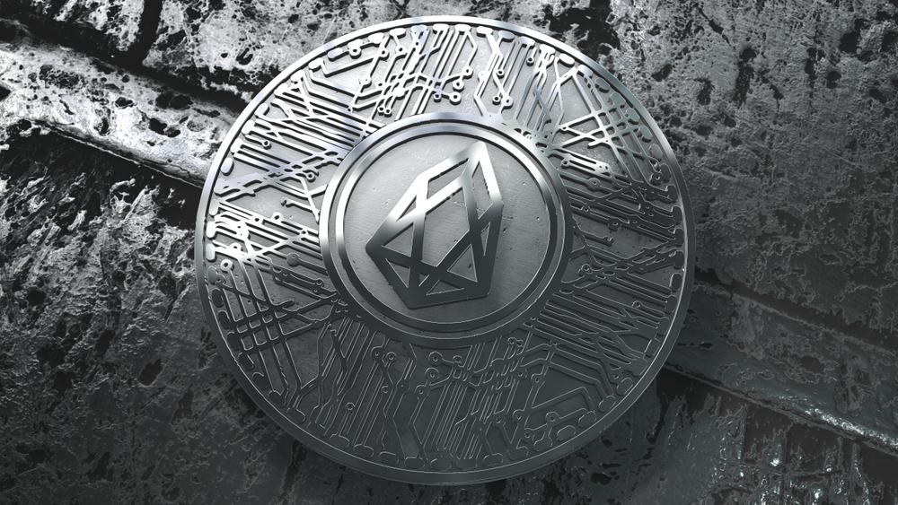 מטבע איאוס - EOS